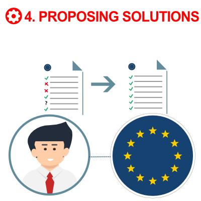 Step 4 proposing